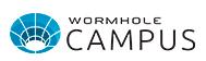 Imagen del logo de Wormhole Campus